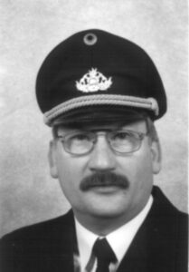 Brandoberinspektor Andreas Kahlert März 1986 - 2011