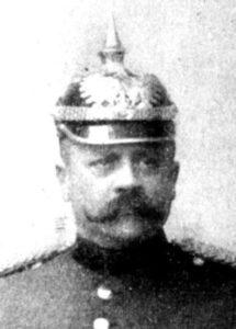 Oberbrandmeister Wilhelm Hollstein März 1904 - 1911