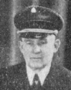 Hauptbrandmeister Aloys Bullmann Nov. 1911 - 1935
