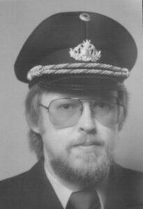 Oberbrandmeister Peter Zelinski Nov. 1979 - 1986